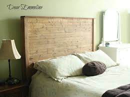 Queen Bed Frames And Headboards by The Building Of A Bed Queen Bed Frame Plans