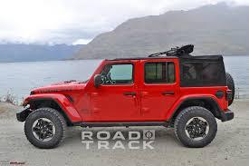 hybrid jeep wrangler the 2018 jeep wrangler team bhp