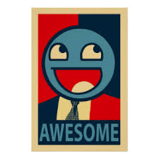 Awesome Meme Face - awesome meme face posters zazzle co nz