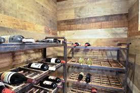 Barn Board Wine Rack Contemporary Wine Racks Wine Cellar Industrial With Wine Storage