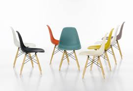 eames plastic side chair dsw by vitra stylepark