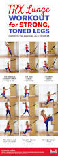 trx lunge workout for strong toned legs paleohacks blog