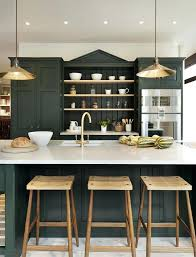 green kitchen cabinets images paint colors for with black