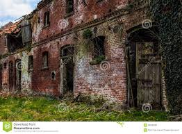old abandoned building stock photo image 53038303