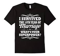 10th wedding anniversary gift ideas for 10th wedding anniversary gift ideas for him i survived best