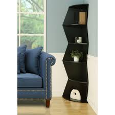 bookcases corner units excellent corner shelving unit with curved wooden rack and tower