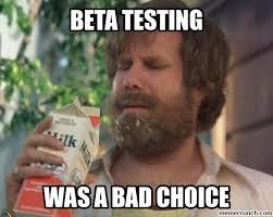 Beta Meme - testing