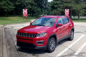 small jeep 2017 2017 jeep compass real world fuel economy news cars com