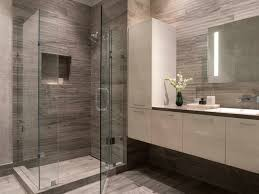 Modern Contemporary Bathroom Awesome Contemporary Modern Gray White Bathroom Contemporary