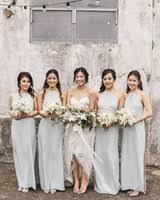 best bridesmaid dresses the best bridesmaids dresses of 2017 martha stewart weddings