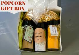 food gift sets popcorn seasoning recipes inspiration hoosier