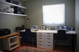 home office on a budget shabby chic style desc drafting chair