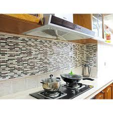 stick on kitchen backsplash tiles kitchen contemporary peel and