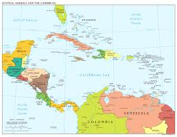 Antigua Map Map Of Caribbean You Can See A Map Of Many Places On The List On