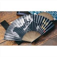 japanese folding fan wars kyo sensu japanese folding fan darth vader yoda from