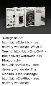 design as art bruno munari design as art bruno munari ways of seeing john berger susan sontag