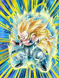 incredible transformation super saiyan 3 gotenks dragon ball