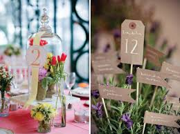 wedding table number ideas best table number wedding ideas 1000 images about table numbers on