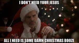 Bad Santa Meme - bad santa quickmeme