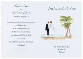Destination Wedding Invites Destination Wedding Invitation Etiquette Bride U0026groom Direct