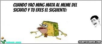 Memes En Espaã Ol Para Facebook - memes en español para facebook los días de bob esponja cavernícola
