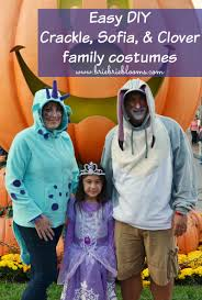 family costumes halloween diy sofia the first family costumes crackle sofia and clover