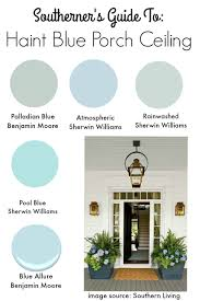 palladian blue benjamin moore southern tradition how to add haint blue porch ceiling southern