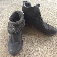 size 11 womens boots for cheap 82 g h bass co shoes size 11 gray s boots