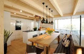 küche mit esstisch küche mit großem esstisch picture of luxuslodge annaberg