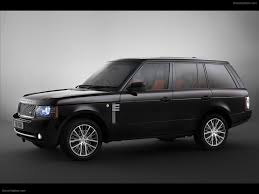 range rover autobiography custom land rover range rover black edition 2011 exotic car wallpaper 03