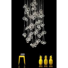 studio italia design studio italia design random glass suspension led lighting design