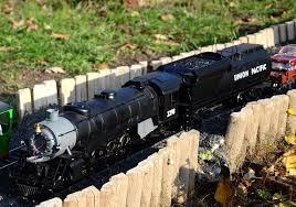 aristocraft up mikado with sound g scale garden steam loco
