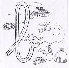 Lettres et coloriage  Cartable du lutin  La trousse à outils