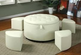 white ottoman coffee table u2013 thelt co