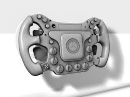 mclaren drawing mclaren f1 steering wheel howitzer design