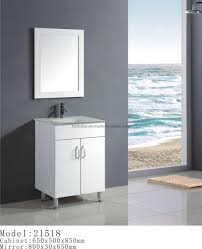 gray wall paint white real wood vanity with storage drawers