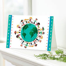 charity greeting cards unicef market