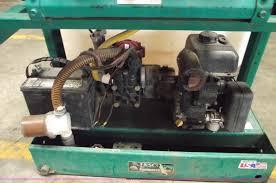 lesco 200 gallon commercial spray tank item a4119 sold