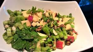 celery salad crunchy celery apple u0026 pecorino salad with pistachios around