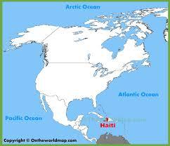 Printable Map Of North America by Haiti Maps Maps Of Haiti