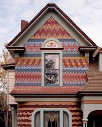 decorative shingling ideas old house restoration products