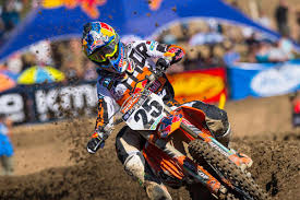 pro motocross racer musquin off to a positive start to the ama pro motocross
