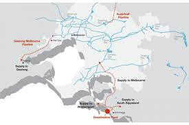 wonthaggi desal plant delivers first drinking water u2014 ppo pipeline
