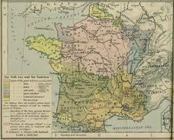 Alsace Lorraine Map Historical Maps Of France