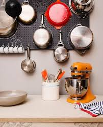 kitchen pegboard ideas 25 best kitchen pegboard ideas on pegboard storage