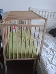 when to convert crib into toddler bed convert ikea crib to co sleeper ikea crib cribs and ikea