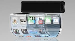 bracelet iphone images Concept flexible iphone bracelet future technology jpg
