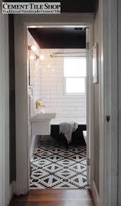 Blue And White Bathroom Tile Tulum Tile Cement Tile Shop Blog