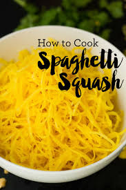How To Cook A Potato In A Toaster Oven How To Cook Spaghetti Squash Eat Within Your Means