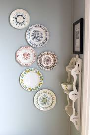 best 25 plate display ideas on plate wall decor